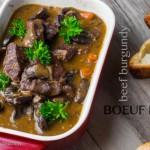 法式红酒烩牛肉