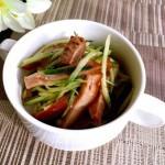 豬頭肉拌青瓜