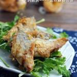 金丝酥香带鱼