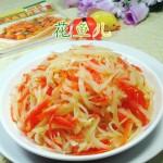 胡萝卜炒土豆