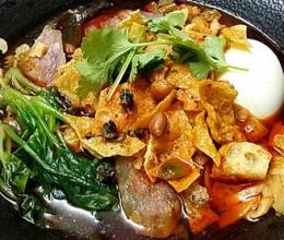 柳州螺蛳粉#让御寒菜带给你温暖#