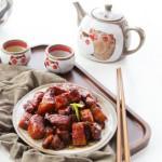 電飯煲做快手紅燒肉