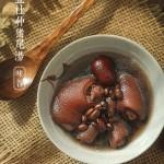 杜仲黑豆猪尾汤