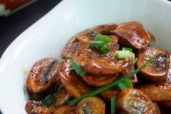#六月鲜# 红烧口蘑
