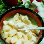 蘋果酸奶沙拉