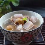 板栗龙骨汤