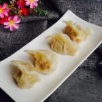 白菜肉粉丝饺子