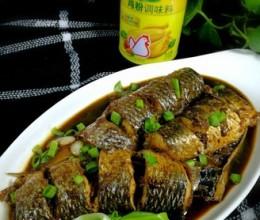 红烧梭鱼#金鸡报喜合家乐#