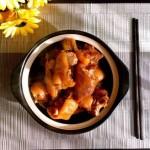 砂锅卤猪蹄
