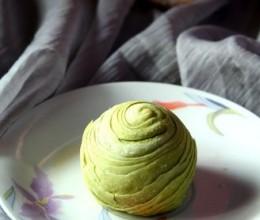 抹茶蛋黄酥