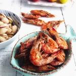 黑椒大虾干