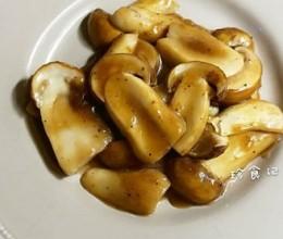 黑椒松茸菇
