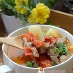 土豆瘦肉汤