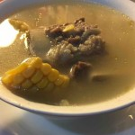 蘿卜骨頭湯