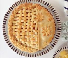 编织苹果派