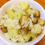 雞肉土豆燜飯