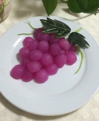 紫水晶葡萄