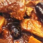 蕃茄酱红枣炖羊肉