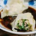 香菜馅饺子