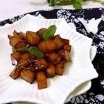 罗勒酱土豆(快手菜)