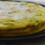 西葫蘆雞蛋軟餅-10分鐘輕松做早餐