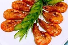 番茄㸆海虾