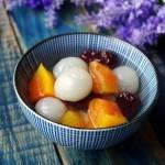 桂圆木瓜甜品