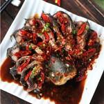 春节宴客菜——孔雀开屏鱼