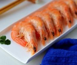 鲜美盐水虾