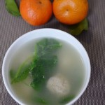萝卜丸子汤