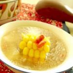 棒骨山药玉米汤