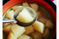 冰糖煮苹果