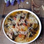 酸菜粉絲湯
