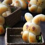 兔子热狗面包