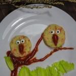 芝士蔬菜土豆泥