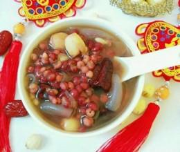 红豆薏米红枣粥