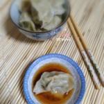 海带馅饺子