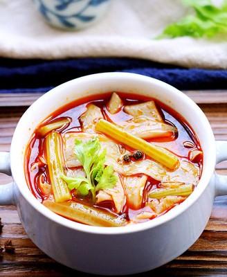 水煮杏鲍菇
