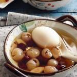红枣黄芪鸡蛋糖水