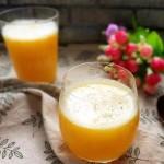 香橙雪梨汁