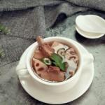 羊排莲藕煲