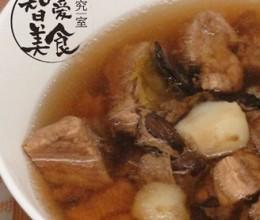 罗汉果荸荠瘦肉汤