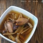 金針瘦肉墨魚湯