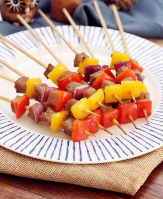 烤肉串   宝宝健康食谱