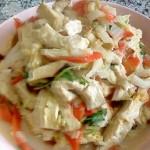素鸡炖白菜