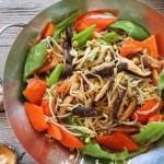 干锅豆芽菜