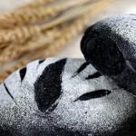 竹炭包面包