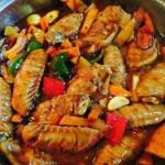 三汁焖锅之鸡翅