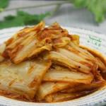 泡菜醬炒大白菜