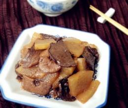 冬瓜烩榛蘑